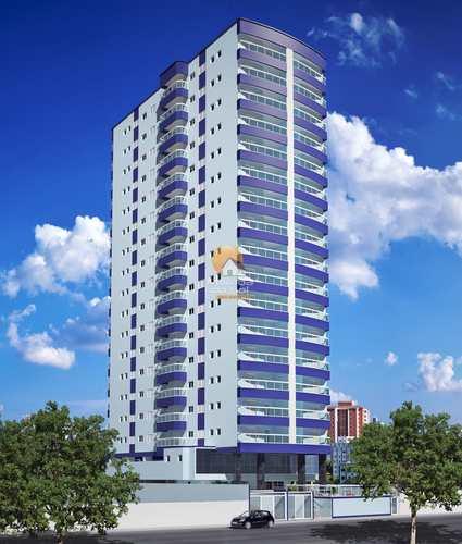 Apartamento, código 5431 em Praia Grande, bairro Tupi