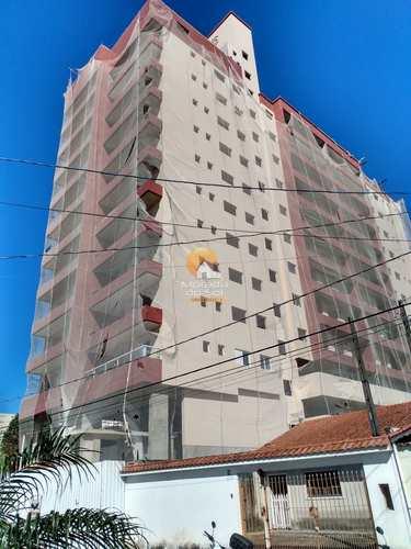 Apartamento, código 6285 em Praia Grande, bairro Aviação