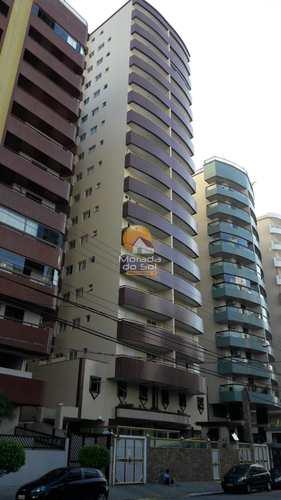 Apartamento, código 6541 em Praia Grande, bairro Guilhermina