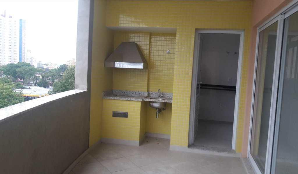Apartamento em Santo André, bairro Vila Assunção