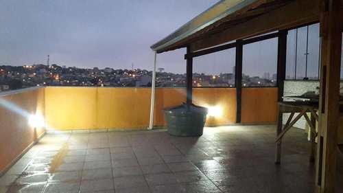 Apartamento, código 1383 em Santo André, bairro Vila Mazzei