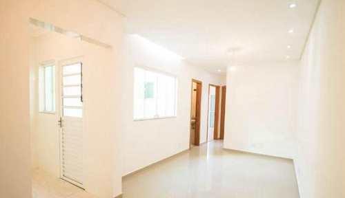Apartamento, código 1378 em Santo André, bairro Parque Novo Oratório