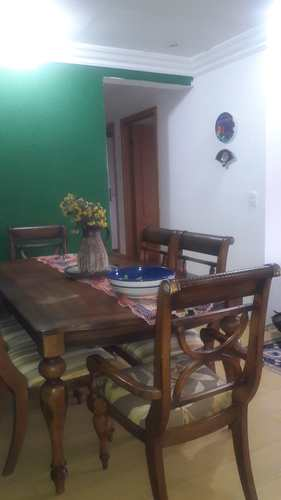 Apartamento, código 1240 em Santo André, bairro Vila Pires