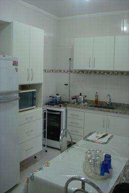 Apartamento, código 850 em Santo André, bairro Paraíso