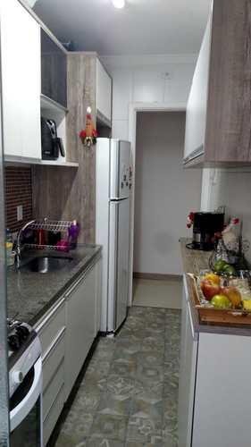 Apartamento, código 1458 em Santo André, bairro Vila Homero Thon