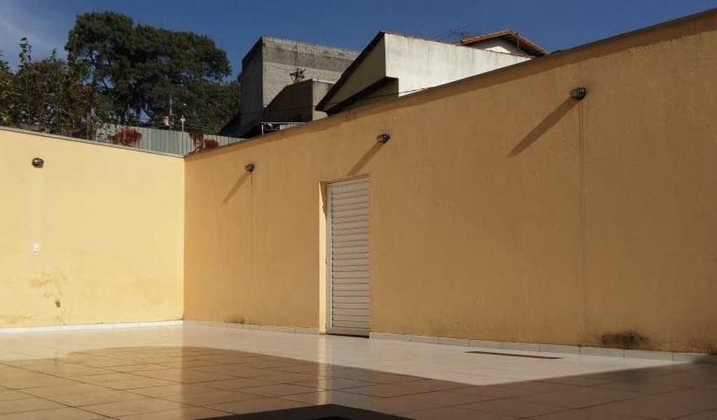 Apartamento em Santo André, bairro Vila Guaraciaba