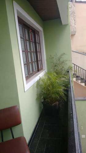 Sobrado, código 1471 em Santo André, bairro Vila Marina