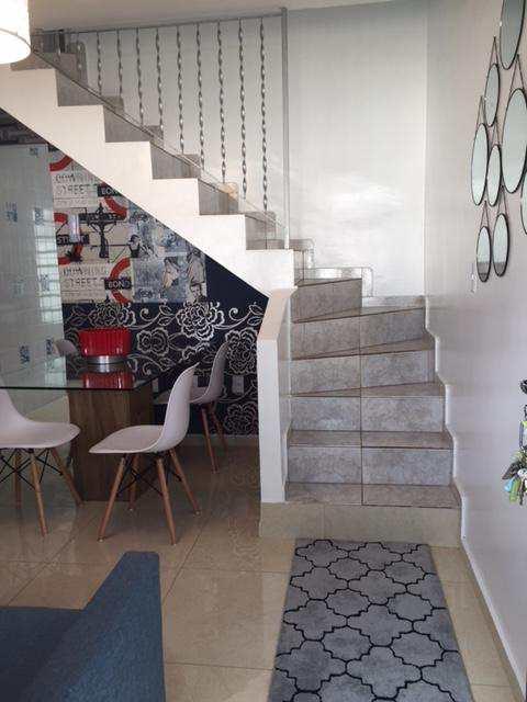 Sobrado de Condomínio em Santo André, no bairro Vila João Ramalho