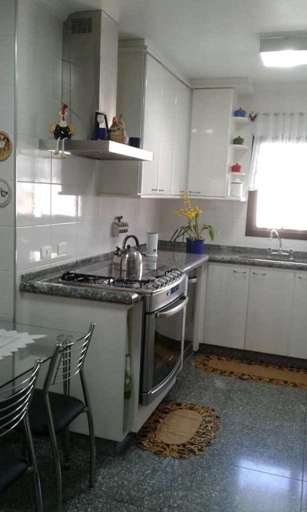 Apartamento em Santo André, no bairro Vila Bastos
