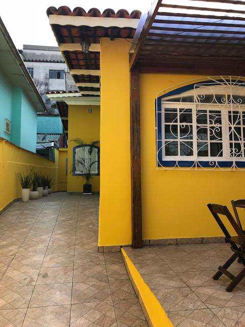 Casa em Santo André, no bairro Parque João Ramalho