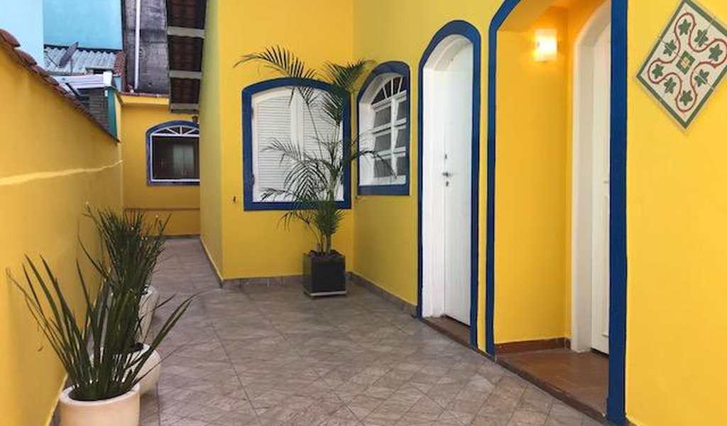 Casa em Santo André, bairro Parque João Ramalho