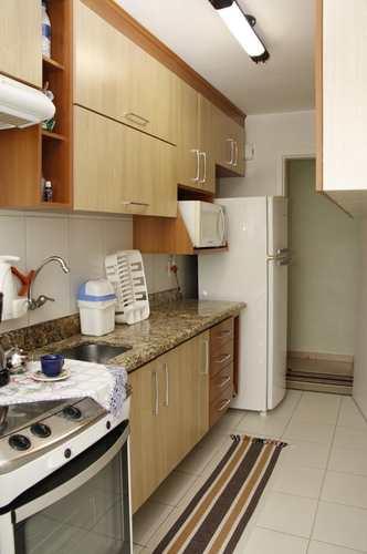 Apartamento, código 1569 em Santo André, bairro Vila São Pedro
