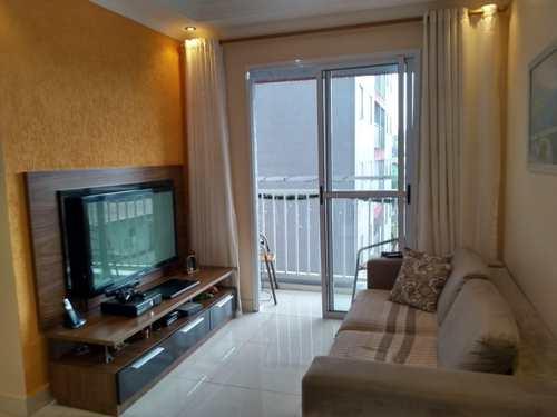Apartamento, código 1572 em Santo André, bairro Vila Homero Thon