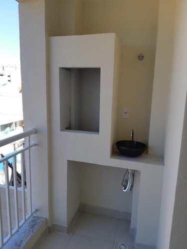 Apartamento, código 1575 em Santo André, bairro Campestre