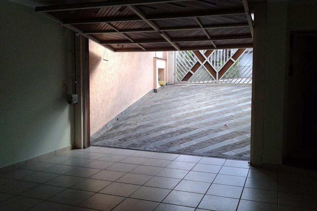 Sobrado em Santo André, no bairro Vila Alpina