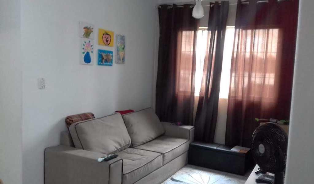 Apartamento em Santo André, bairro Vila Homero Thon