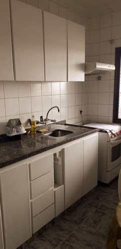 Apartamento, código 1650 em Santo André, bairro Vila Alzira