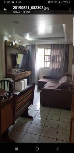 Apartamento, código 1656 em Santo André, bairro Jardim Santo André
