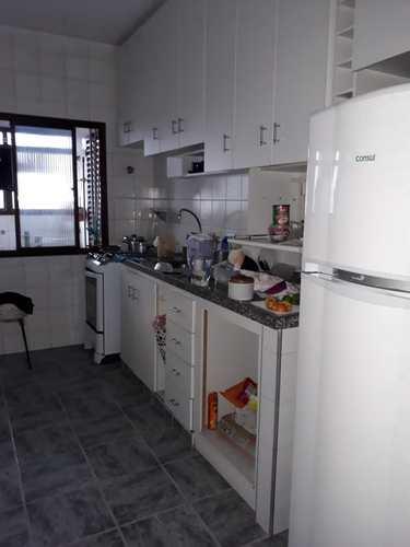 Apartamento, código 1660 em Santo André, bairro Vila Alzira