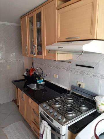 Apartamento, código 1677 em Santo André, bairro Jardim Alvorada