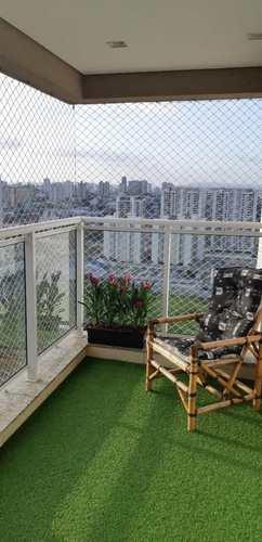 Apartamento, código 1719 em Santo André, bairro Jardim