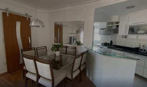Apartamento, código 1753 em Santo André, bairro Vila Assunção