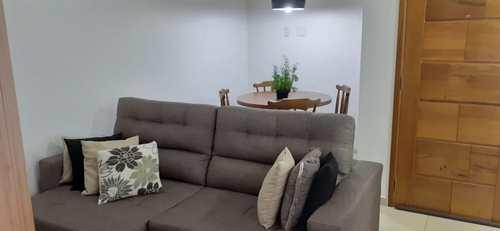 Apartamento, código 1797 em Santo André, bairro Vila Alzira