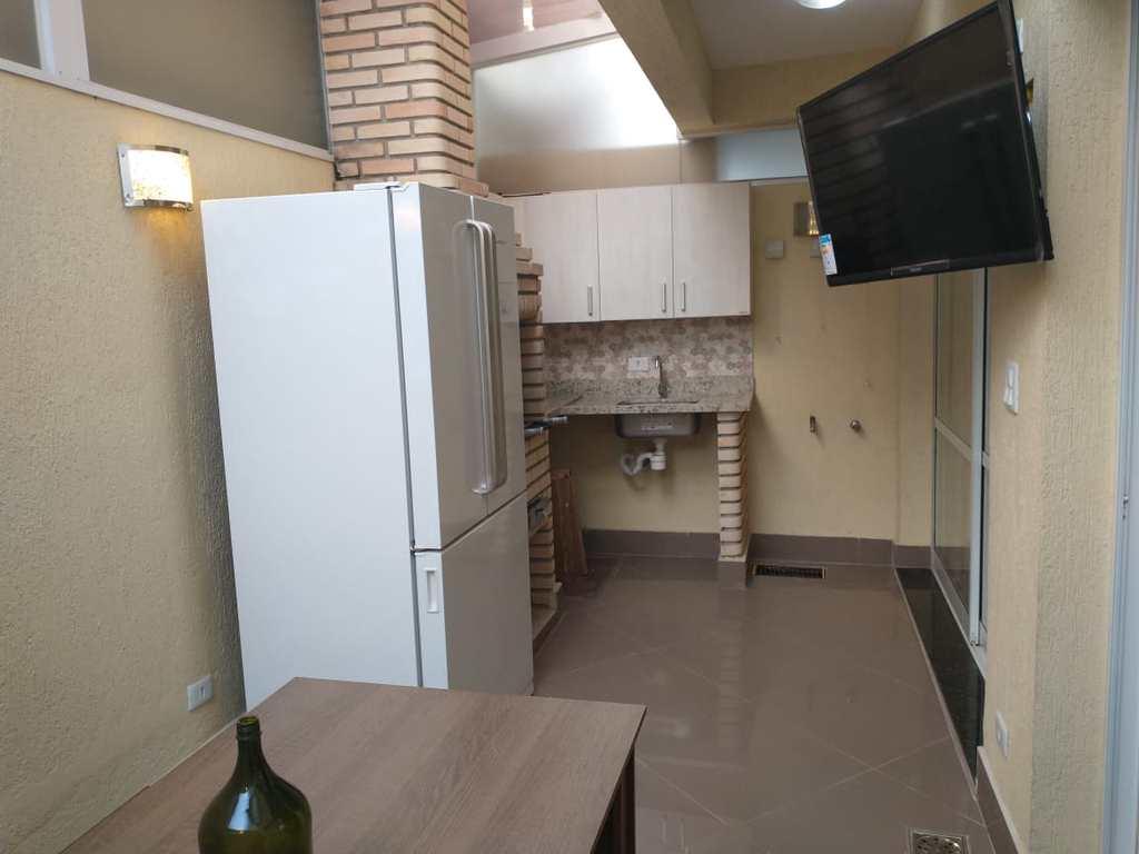 Sobrado de Condomínio em Santo André, no bairro Vila São Pedro