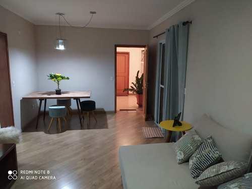 Apartamento, código 1803 em Santo André, bairro Campestre