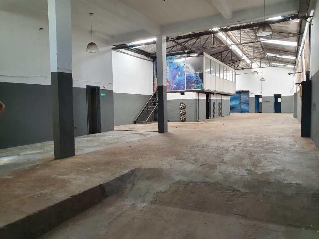 Galpão Industrial em Santo André, no bairro Jardim Bom Pastor