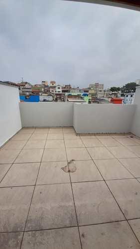 Apartamento, código 1817 em Santo André, bairro Vila Palmares