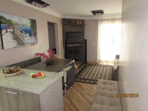 Apartamento, código 1831 em Santo André, bairro Vila Alzira