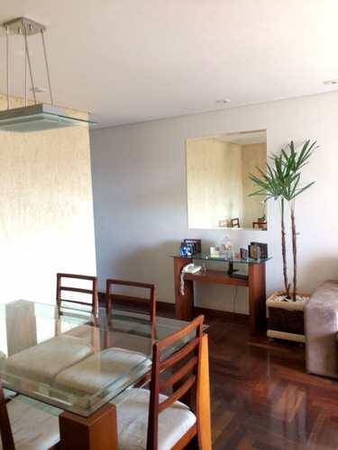 Apartamento, código 1832 em Santo André, bairro Jardim do Estádio