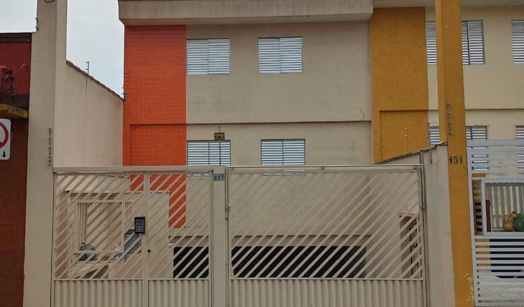 Apartamento em Santo André, bairro Vila Humaitá