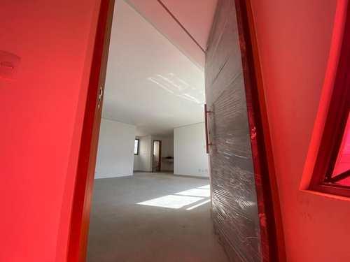 Apartamento, código 1889 em Santo André, bairro Campestre