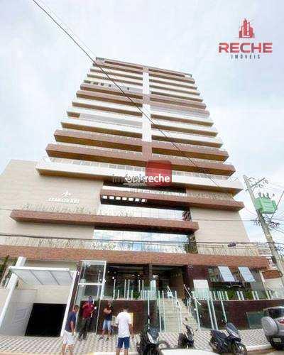 Apartamento, código 2608 em Praia Grande, bairro Guilhermina