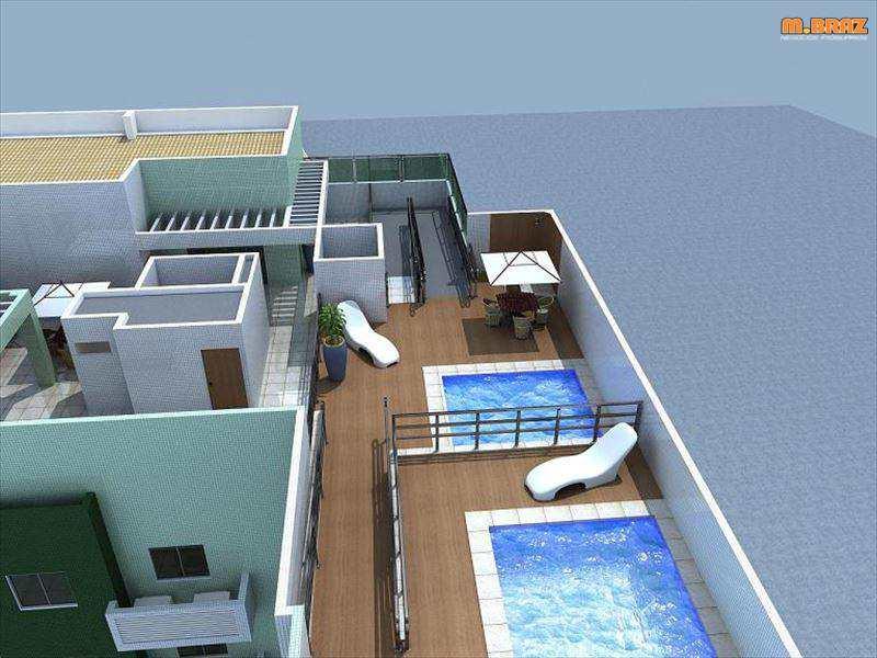 Apartamento em João Pessoa, no bairro Alto do Céu