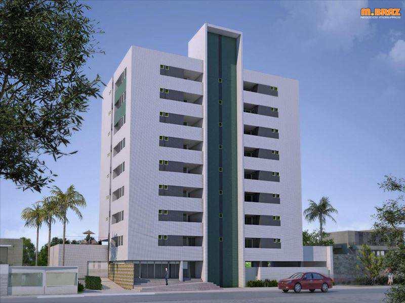 Apartamento em João Pessoa, no bairro Jardim Oceania