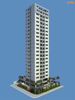 Apartamento, código 56 em João Pessoa, bairro Manaíra