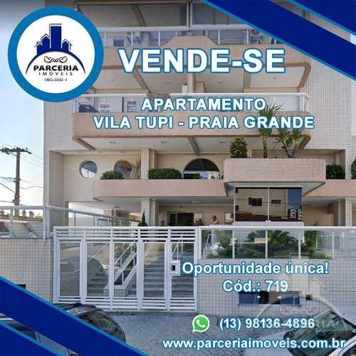 Apartamento, código 719 em Praia Grande, bairro Tupi