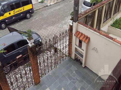 Casa, código 706 em Cubatão, bairro Vila Ponte Nova