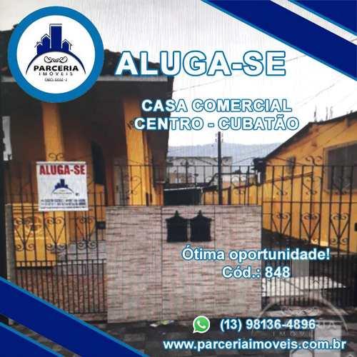 Casa, código 684 em Cubatão, bairro Jardim São Francisco