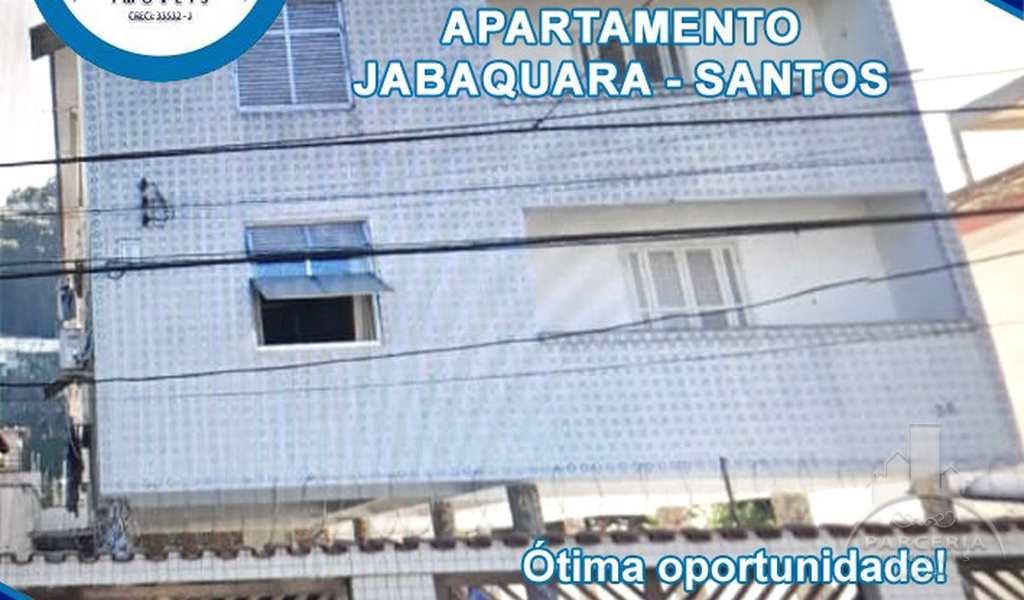 Apartamento em Santos, bairro Jabaquara