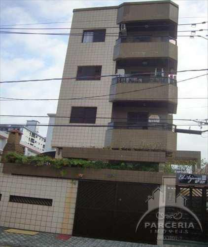 Apartamento, código 630 em Praia Grande, bairro Guilhermina