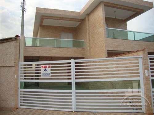 Casa, código 618 em Cubatão, bairro Vila Nova