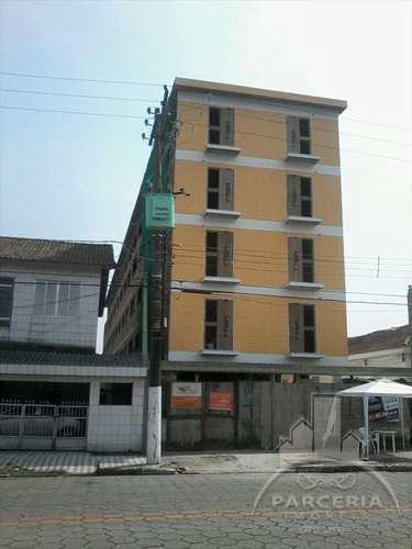 Apartamento, código 517 em Cubatão, bairro Jardim Casqueiro