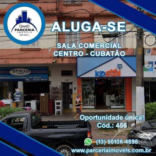 Apartamento, código 456 em Cubatão, bairro Centro