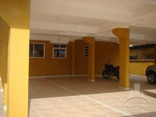 Apartamento, código 459 em Cubatão, bairro Jardim Casqueiro
