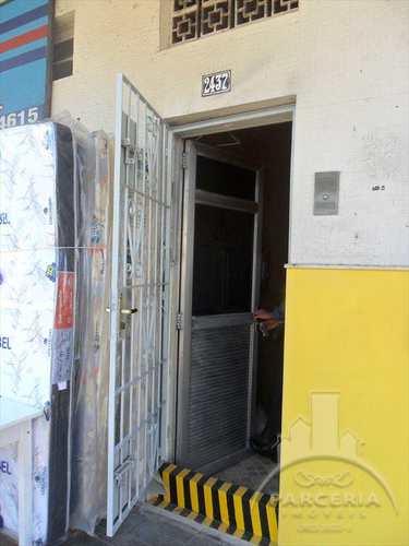 Kitnet, código 448 em Cubatão, bairro Centro
