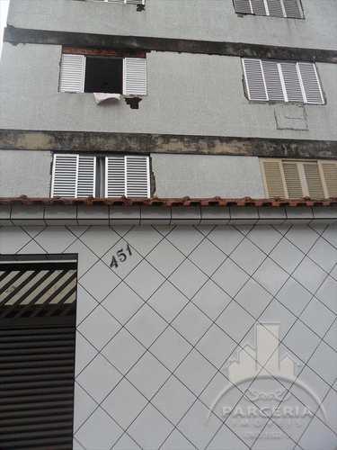 Apartamento, código 376 em Cubatão, bairro Vila Nova